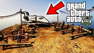 GTA 5: SECRET ALTRUIST CAMP MISSION ALTERNATIVE ENDING, CICADA 3301 & MORE!! (GTA 5 Mystery)