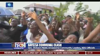 Residents Of Amassoma Community Protest Planned Hike In NDU School Fees Others