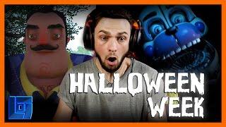 Halloween Week w/ Ali-A! - Legends Of Gaming