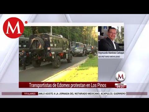 Xxx Mp4 Transportistas Del Edomex Alistan Protesta En Los Pinos 3gp Sex