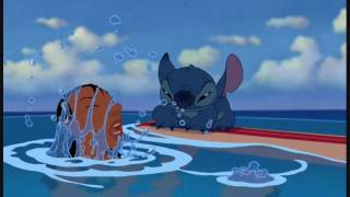 Lilo & Stitch - Hawaiian Roller Coaster Ride (lyrics) [HD]
