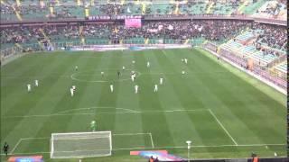 Palermo Verona 2 1 Gol Dybala, azioni, commenti, cori razzisti Verona contro Mattarella,