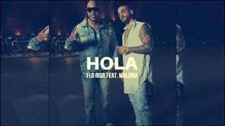 Florida   Hola Ft  Maluma Oficial Audio