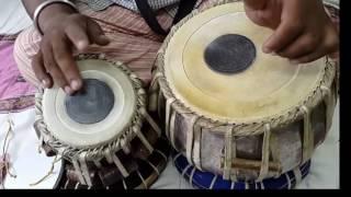 tabla lesson #91 | Ustad tari khan style kherwa taal,it's variations tukda & laggies & thaie