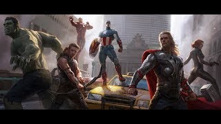 the chainsmokers - last day alive feat florida georgia line marvel cinematic universe