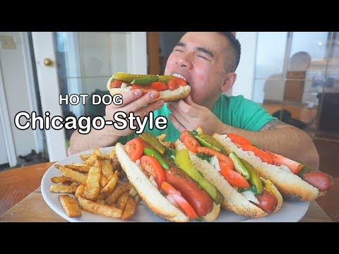 Xxx Mp4 How To Make CHICAGO STYLE HOT DOG 3gp Sex