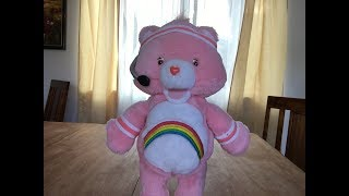 Fit N Fun Care Bear Without Fur