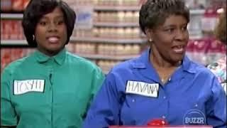 Supermarket Sweep - Toshi & Havana vs. Carin & Lynn vs. Val & Kathy (1991)