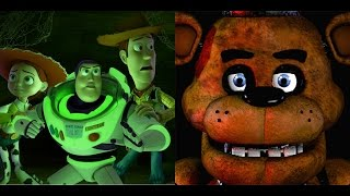 Five Nights With Toy Story