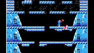 Ice Climber Family Computer Video Game for PC