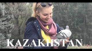 Kazakhstan Beautiful Relaxing City Almaty-Panfilov Park Part 13