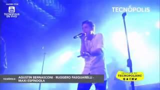 TOOTHBRUSH - Ruggero, Maxi y Agustín | Show en Tecnopolis