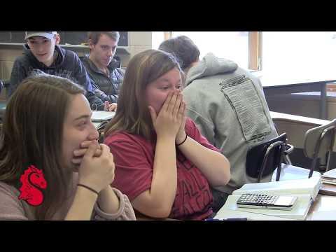 Dwayne The Rock Johnson surprises SAHS student