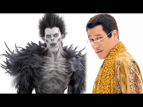 PPAP Long Version: Piko Taro with Ryuk (Death Note)