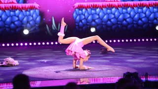 Bajkowo-gimnastyczna Maja Pastuszko w półfinale   SuperDzieciak