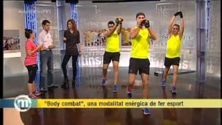 TV3 - Els Matins - Les arts marcials poden ajudar a recuperar la tanquil·litat i la confiança