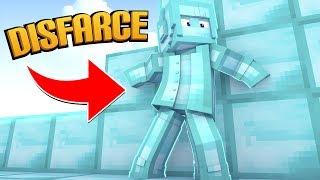 Minecraft: DISFARCE DE DIAMANTE - (Esconde-Esconde)
