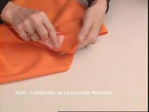 L'essentiel de la couture pratique-La couture de A à Z (existe en DVD & VOD)