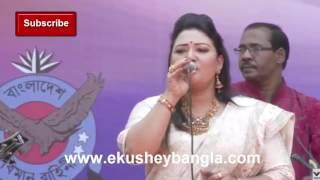 মমতাজের বৈশাখের লাইভ কনসার্টের গান Momtaz live song on army stadium