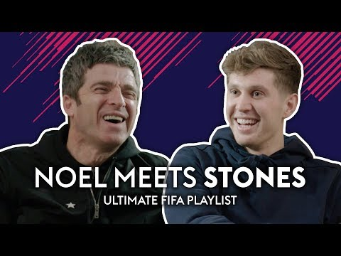 Xxx Mp4 Is De Bruyne An Ed Sheeran Fan Noel Gallagher Meets John Stones Ultimate FIFA Playlist 3gp Sex