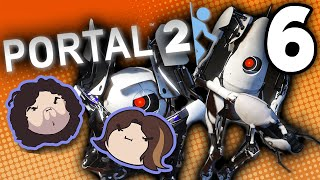 Portal 2: Jumping for Joy - PART 6 - Game Grumps