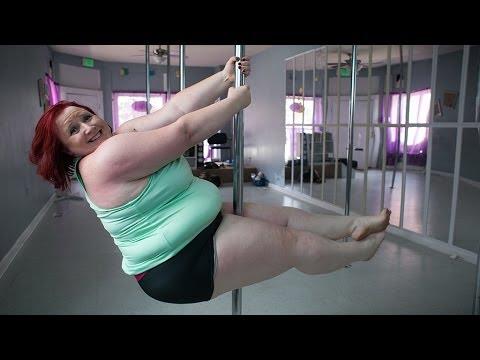 World's Heaviest Pole Dancer Says She Has Never Felt Sexier