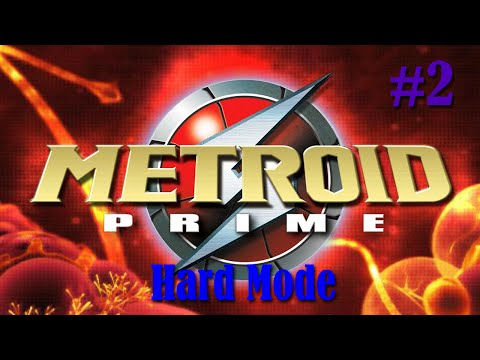 Metroid Prime (Hard Mode) [Part 2] ; The Search for Power Ups Begins!