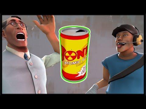 [SFM] Atomic Drink