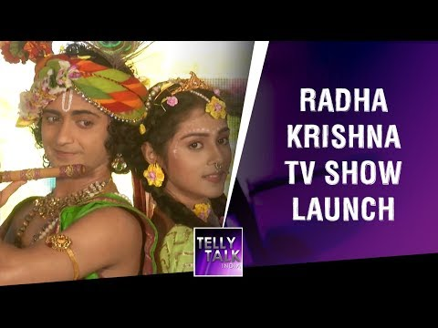Xxx Mp4 Radha Krishna New TV Show Launch Sumedh Mudgalkar Mallika Singh More 3gp Sex