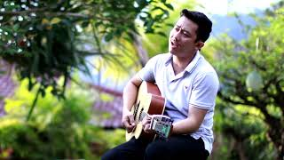 Right Here Waiting - Richard Mark (Agus Veron acoustic cover)