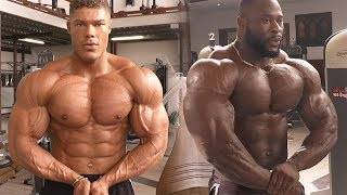 DESTROYING CHEST with IFBB PRO Michael Muzo - Classic Bodybuilding