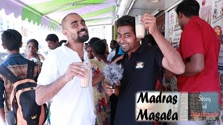 The Story ofJigarthanda | Madras Masala Epi 3 | Food Feature | Madras Central