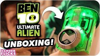 Ben 10: Ultimate Alien Omnitrix Unboxing! - XanderFlicks