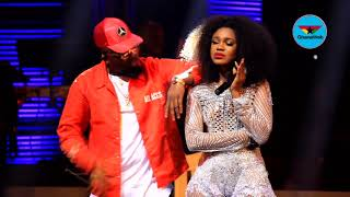 Becca UNVEILED: Ice Prince performs with Becca