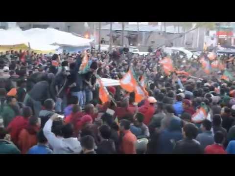 BJP won MP from Ladakh
