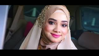 malaysian Indian muslim  Best Wedding highlight of Saburinah & Syazwan By  Raam Studio +0164548094