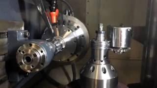 CNC Gear Hobbing Machine - EIFCO