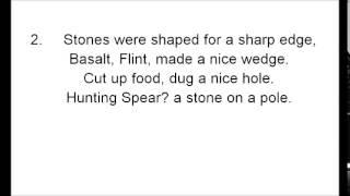 The Stone Age Rocks Movie