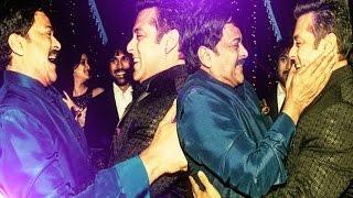 Chiranjeevi 60th Birthday Party  Exclusive Video || Megastar Chiranjeevi, Pawan kalyan