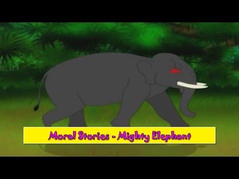 Mighty Elephant   Ghamandi Haathi   Gujarati Moral Stories For Kids   Gujarati Varta For Children
