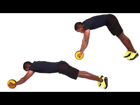 Xxx Mp4 Ab Wheel Exercise To Get Flat Abs Without Crunches 3gp Sex