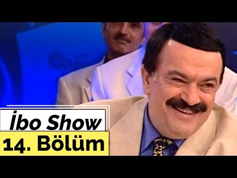 İbo Show 14. Bölüm Azer Bülbül Mustafa Uğur Kahtalı Mıçe Cansu Koç 1999