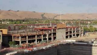 WHHS Construction Time Lapse ~ Nov 2015