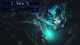 Deep Sea Nami ( Nami Mar Profundo ) Nueva Skin Beta!!! Skin Sportlight