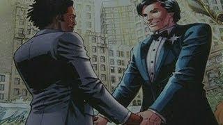 X-Men make history with first gay superhero wedding