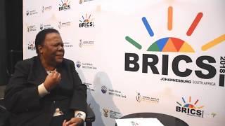 Minister Naledi Pandor on the 10th Brics Academic Forum