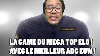 LA GAME DU VERY TOP ELO AVEC LE MEILLEUR ADC D'EUROPE ! - LRB