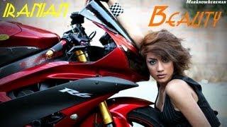 Yamaha R6, The Beautiful IRANIAN Girl and the Kawasaki ER6N