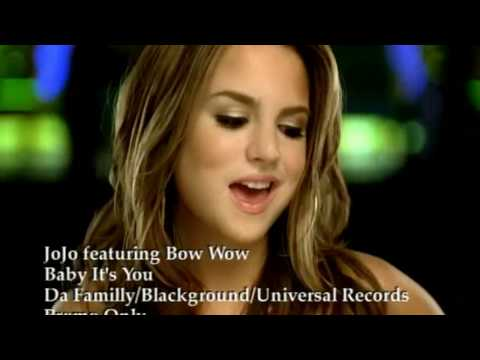 JoJo ft. Bow Wow Baby It s You Official Music Video