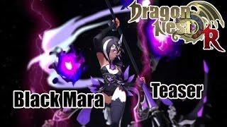 Dragon Nest New Class Black Mara teaser